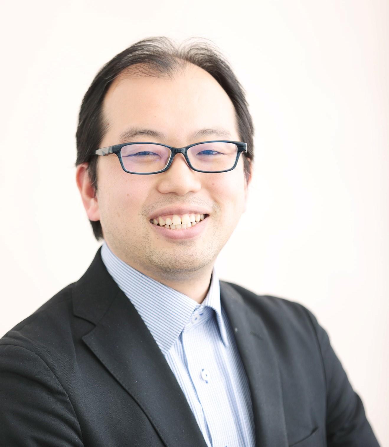 小林秀次氏